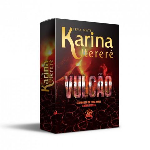 Erva mate para Tereré Karina - Vulcão