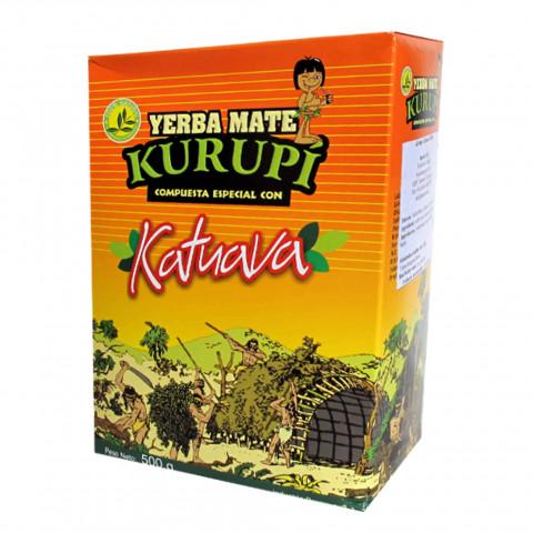 Erva Mate para Tereré Kurupí - Katuava (500gr)