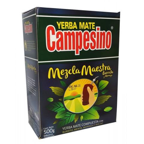Erva Mate Para Tereré Campesino - Mezcla Maestra