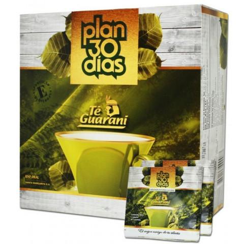 Chá Plan 30 Dias - Té Guarani (60 sachês)