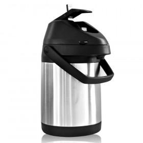 Garrafa Térmica Inox Pressurizada 2,5L