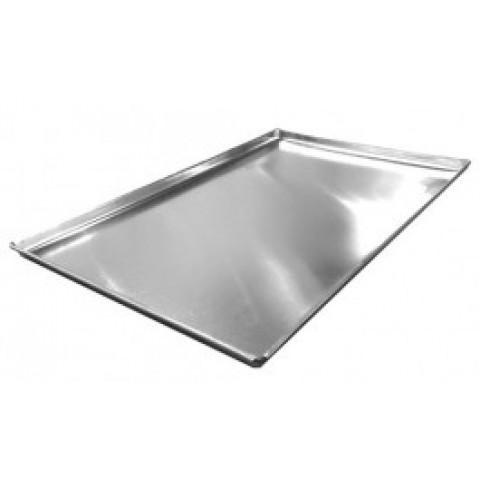 Assadeira modelo VIPÃO lisa 40x80x3,5 cm (Alumínio 1,2 mm)