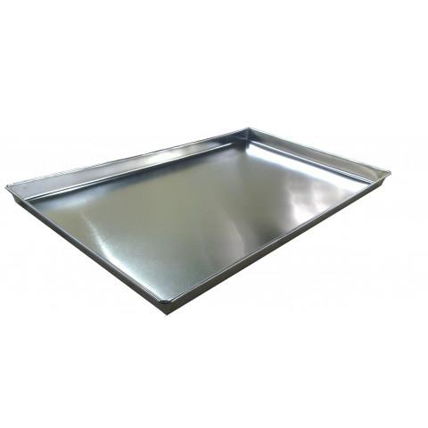 Assadeira Pão Doce 62x36 cm (Alumínio 0,7 mm)