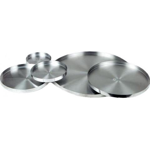 Forma de pizza 30x1,5 cm (Alumínio) resistente