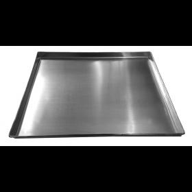 Assadeira plana lisa Master 58x70x3,5 cm (Flandres)