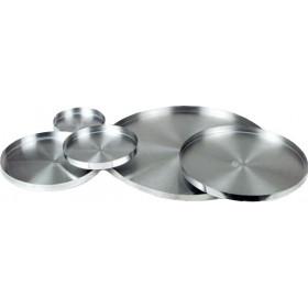 Forma de pizza 35x1,5 cm (Alumínio 1,0mm )  resistente