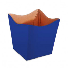 Cachepot Azul Royal