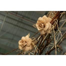 Flores de Juta