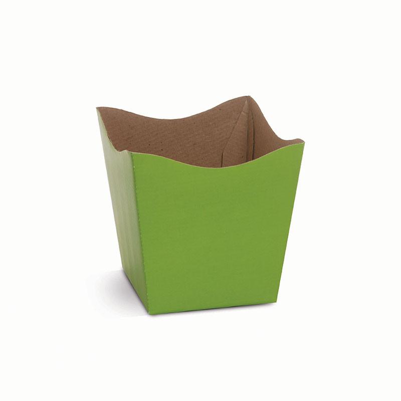 Cachepot PP-6 verde