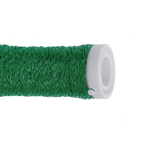 Arame Decorativo Ondulado - Verde Folha