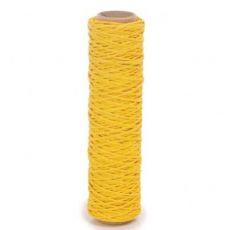 Fio Kraft - Amarelo (9,0 cm)