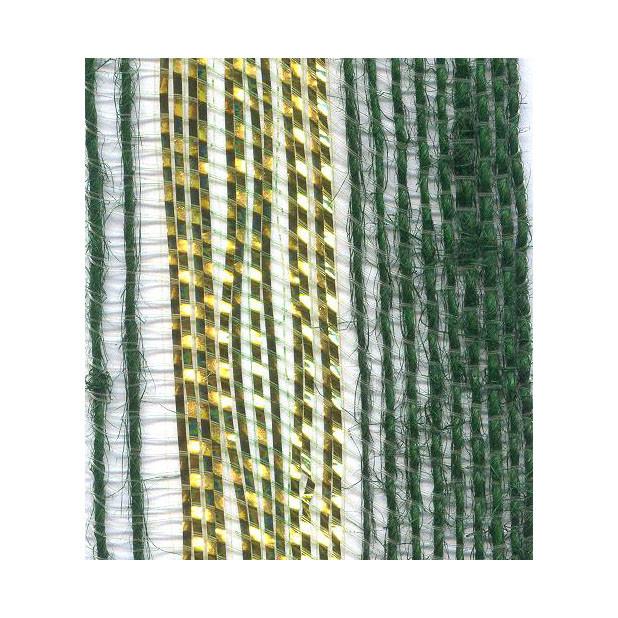 Fita de Juta 7838 - Cor Verde Musgo | Ouro