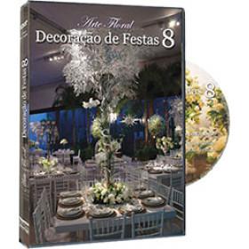DVD Decoração de Festas 8