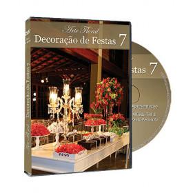DVD Decoração de Festas 7