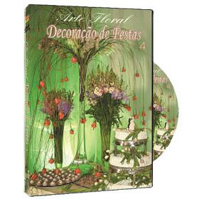 DVD Decoração de Festas 4