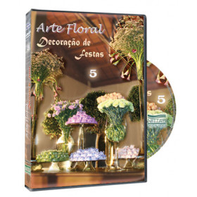 DVD Decoração de Festas 5