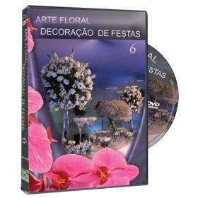 DVD Decoração de Festas 6
