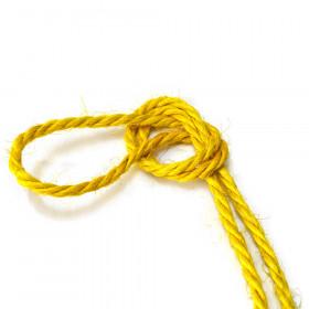 Sisal Trançado 1818 - Amarelo