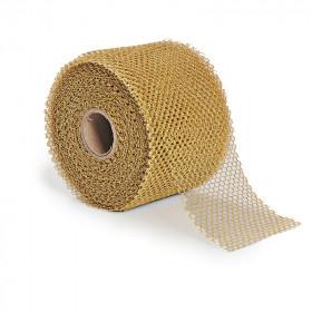 Tela Metalizada - Dourada