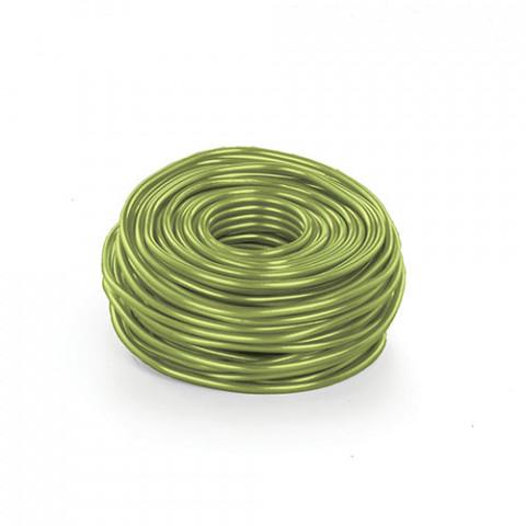 Arame de Alumínio G - Verde Cítrico