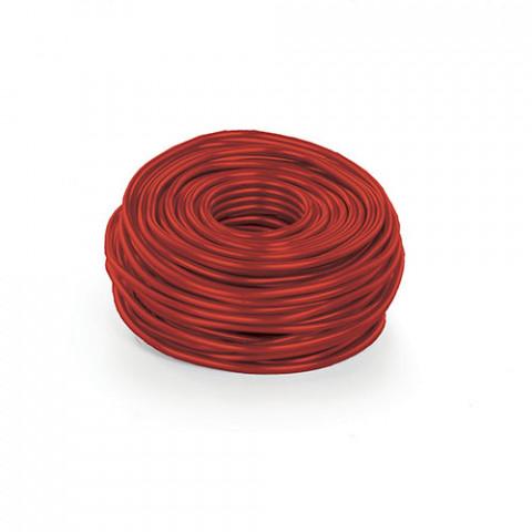 Arame de Alumínio P - Vermelho