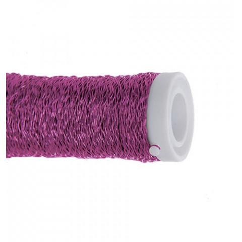 Arame Decorativo Ondulado - Pink