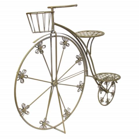 Bicicleta Flores - Pistache