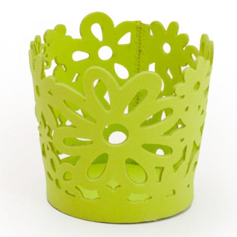 Cachepot EVA - Verde