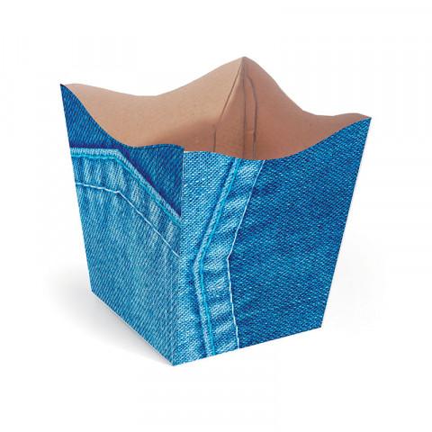 Cachepot G - Jeans