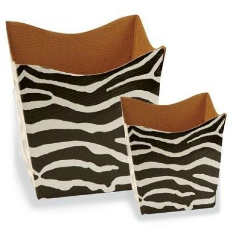 Cachepot G - Zebra