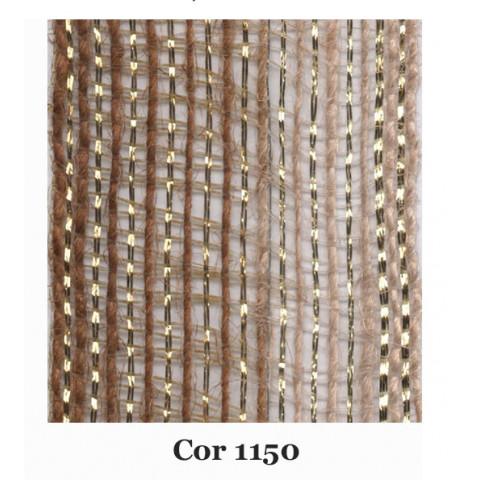 Fita de Juta - Degradê Ouro - Caramelo | Natural (7638-1150)