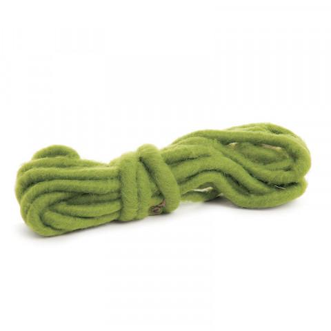 Cordões de Lã - Verde