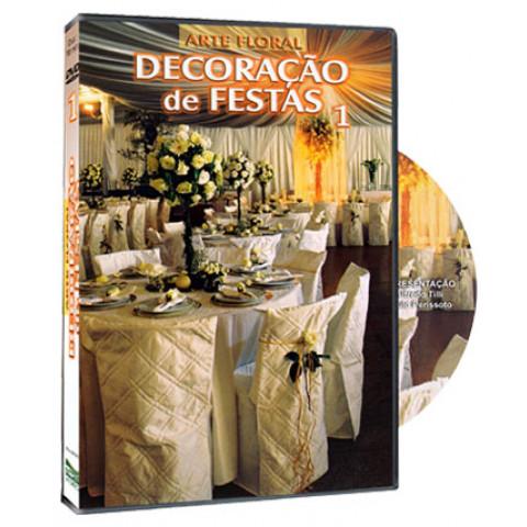 DVD Decoração de Festas 1