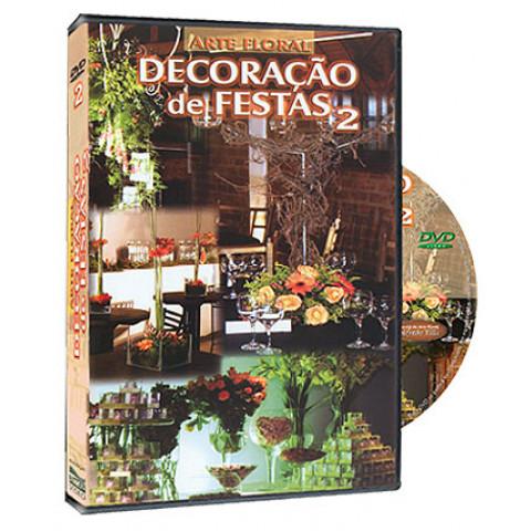 DVD Decoração de Festas 2