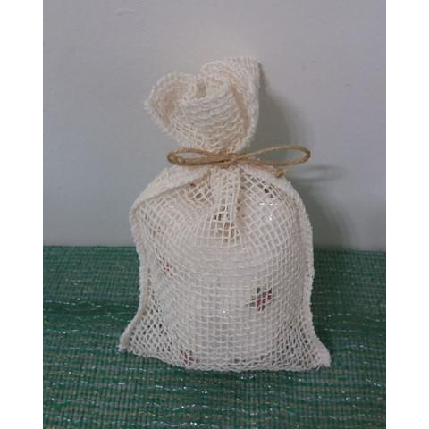 Embalagem - Manta de Algodão  (10 x 16 cm)