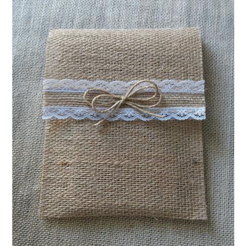 Embalagem - tipo Envelope (12x13cm)