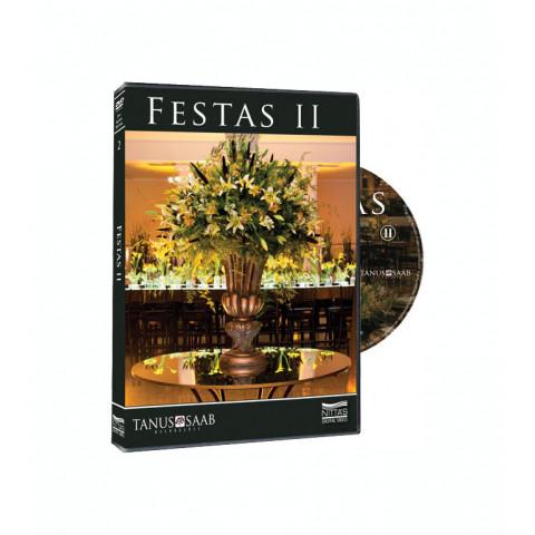 DVD Festas II - Tanus Saab