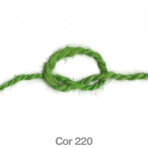 Fio de Juta 2020 - Verde Lima