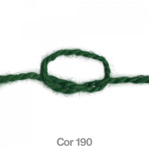 Fio de Juta 2020 - Verde Musgo