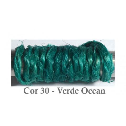 Fio de Juta 3000 - Verde Ocean
