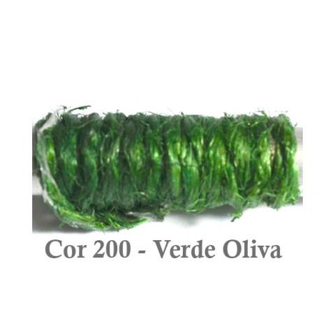 Fio de Juta 3000 - Verde Oliva