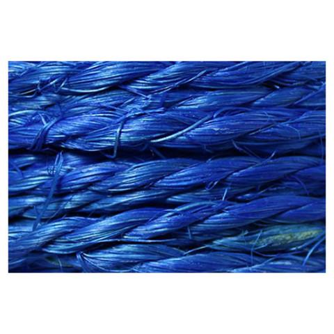 Fio de Sisal Trançado - Azul Royal (cor 20)