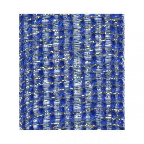 Fita de Juta 7738 - Cor Azul Royal | Ouro