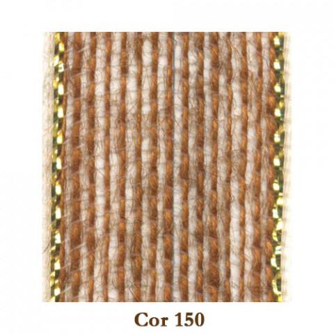 Fita de Juta - Caramelo / Ouro (3210-150)