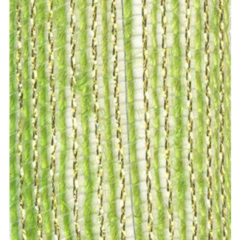 Fita de Juta - Verde Lima / Ouro (7520-220)