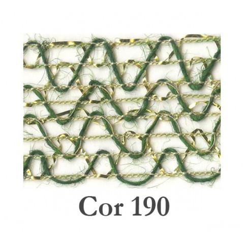 Fita de Juta - Verde Musgo (8538-190)