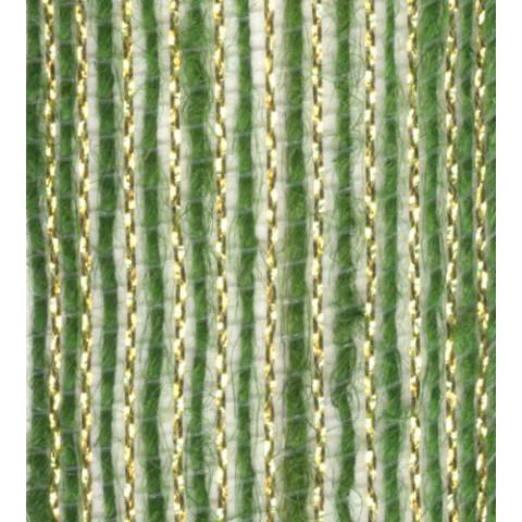 Fita de Juta - Verde Oliva / Ouro (7560-200)