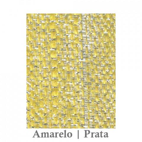 Fita Juta 1210 - Amarelo | Prata