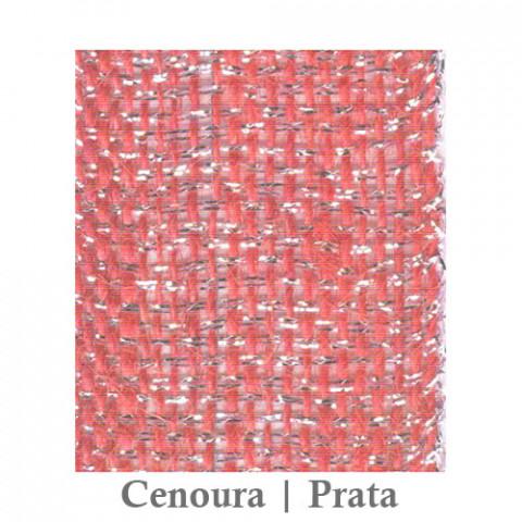 Fita Juta 1210 - Cenoura | Prata