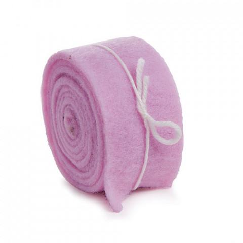 Mantas de Lã - Rosa (P)